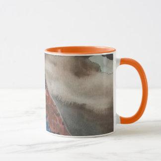 Tasse de café de crécerelle