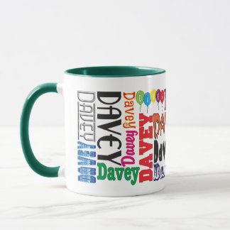 Tasse de café de Davey
