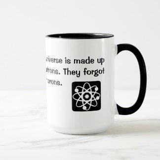 Tasse de café de débile
