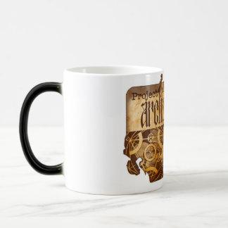 Tasse de café de décalage de couleur de succube