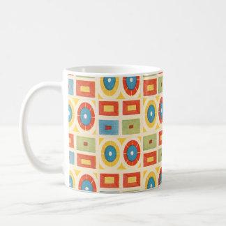 Tasse de caf de dessin g om trique - Dessin tasse a cafe ...