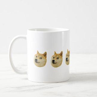 Tasse de café de doge