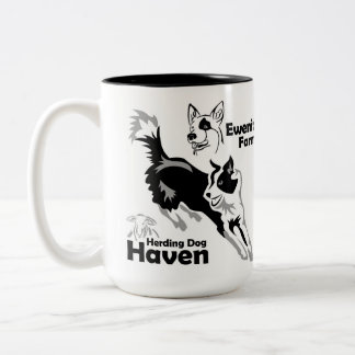 Tasse de café de ferme d'Ewenity