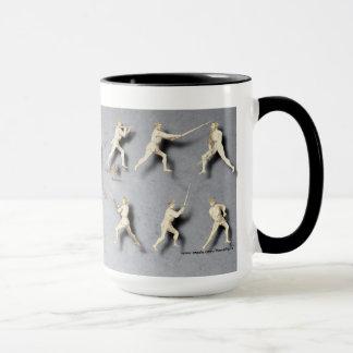 Tasse de café de Fiore dei Liberi