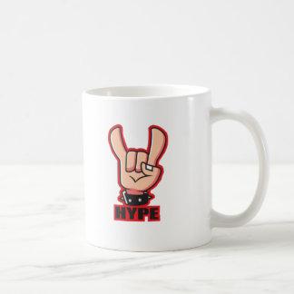Tasse de café de flamme de ReebTheDweeb