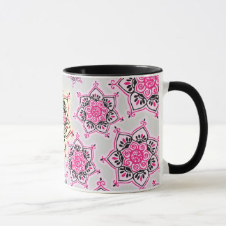 Tasse de café de fleur de Lotus
