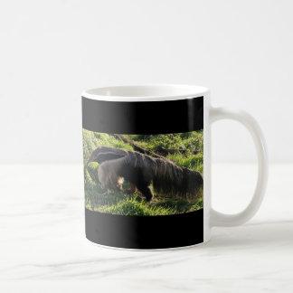 Tasse de café de fourmilier géant
