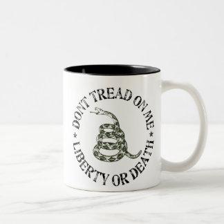Tasse de café de Gadsden