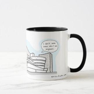 Tasse de café de Guggenheim