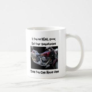 Tasse de café de Harley humoristique