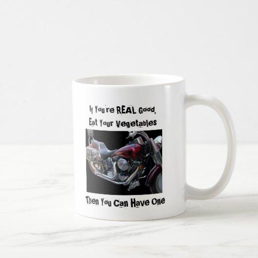 Tasse de café de Harley, humoristique