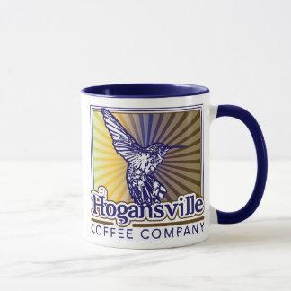 Tasse de café de Hogansville avec la conception
