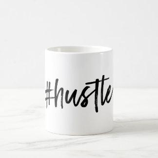 tasse de café de #hustle