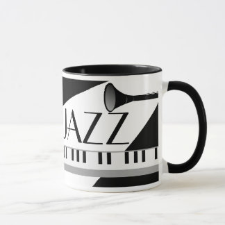Tasse de café de jazz