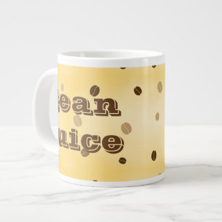 Tasse de café de jus d'haricot