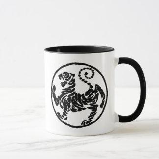 Tasse de café de karaté de Shotokan