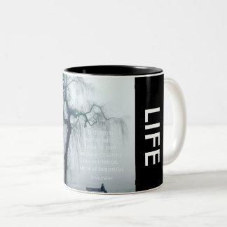"""Tasse de café de la """"belle vie"""" de *Designer"""