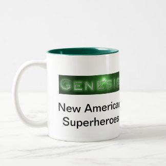"""Tasse de café de la """"genèse"""" de Quincey"""