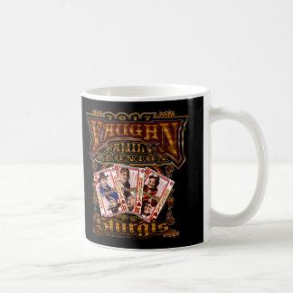 Tasse de café de la Réunion de Vaughn de famille