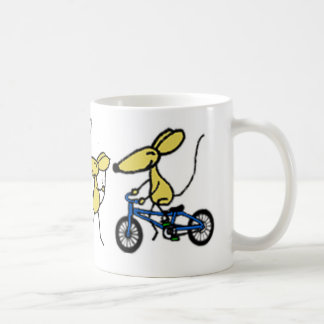 Tasse de café de la souris