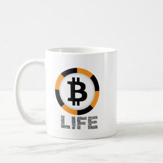 Tasse de café de la vie de Bitcoin (BTC)