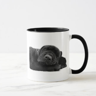 Tasse de café de laboratoire de sommeil
