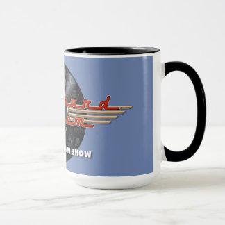 Tasse de café de l'exposition 15oz d'hymne de