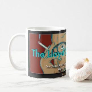 """""""Tasse de café de l'exposition d'employé de Lloyd"""" Mug"""