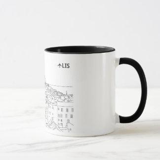 Tasse de café de Lisbonne