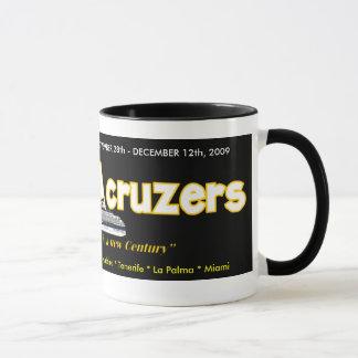 Tasse de café de logo de CenTAcruzers BL