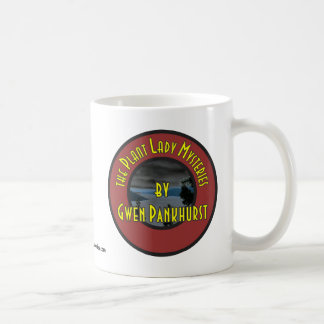 Tasse de café de Madame Mysteries Logo d'usine (de