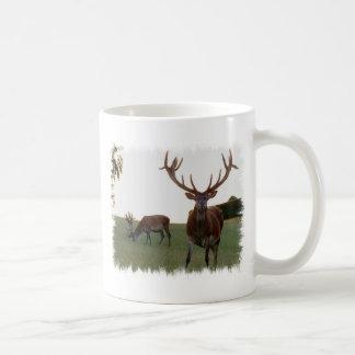 Tasse de café de mâle