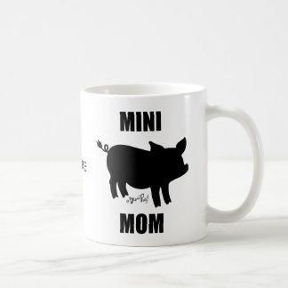 Tasse de café de maman de porc par le @ZivaPig