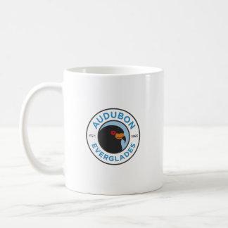 Tasse de café de marais d'Audubon