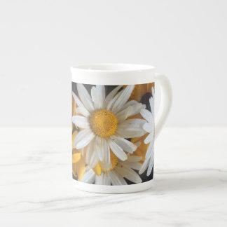Tasse de café de marguerite