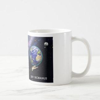Tasse de café de McManus de remous