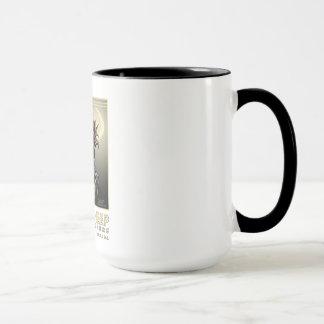 Tasse de café de moutons noirs