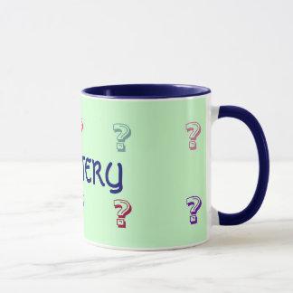 Tasse de café de MYSTÈRE