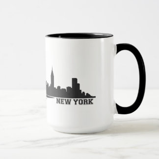 Tasse de café de New York