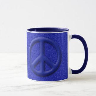 Tasse de café de paix