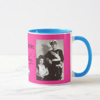 Tasse de café de PERON d'EVITA*