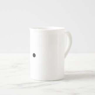 Tasse de café de point