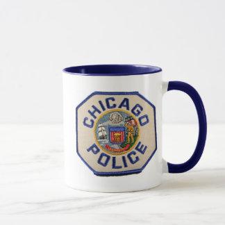 Tasse de café de police de Chicago