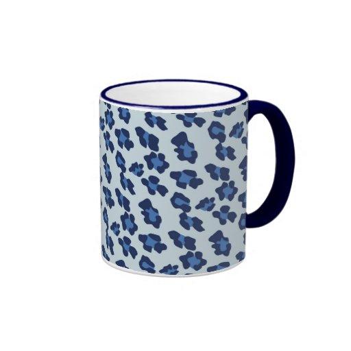 Tasse de café de poster de animal