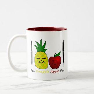 Tasse de café de PPAP
