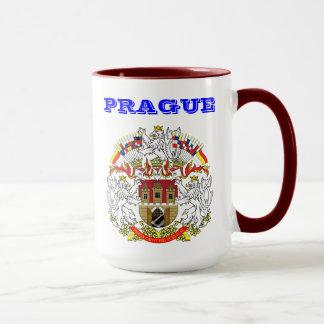 Tasse de café de Prague
