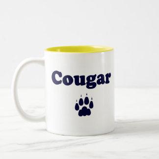 Tasse de café de puma