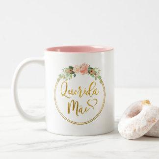 Tasse de café de Querida Mãe - Portugais