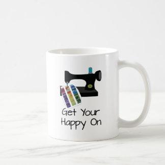 Tasse de café de Quilty