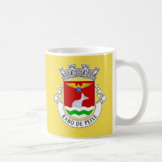 Tasse de café de Rabo de Peixe Crest